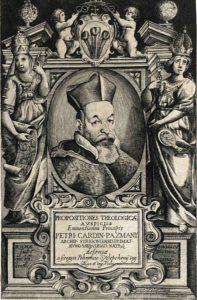 Kardinál Peter Pázmaň - priateľ Slovákov