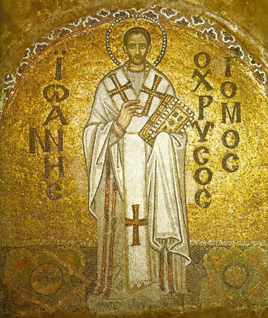 Sv. Ján Zlatoústy - rady manželom 1