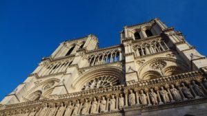 Architektúra katedrály Notre-Dame - video