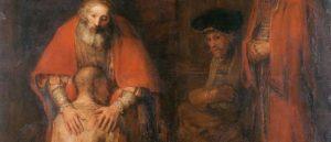 Rembrandt, Otcove ruky ukrývajú tajomstvo