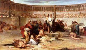 Prenasledovanie kresťanov I. 2019