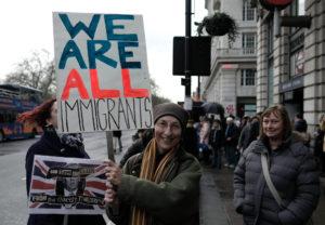 Londýn: dvere pre kresťanov zatvorené