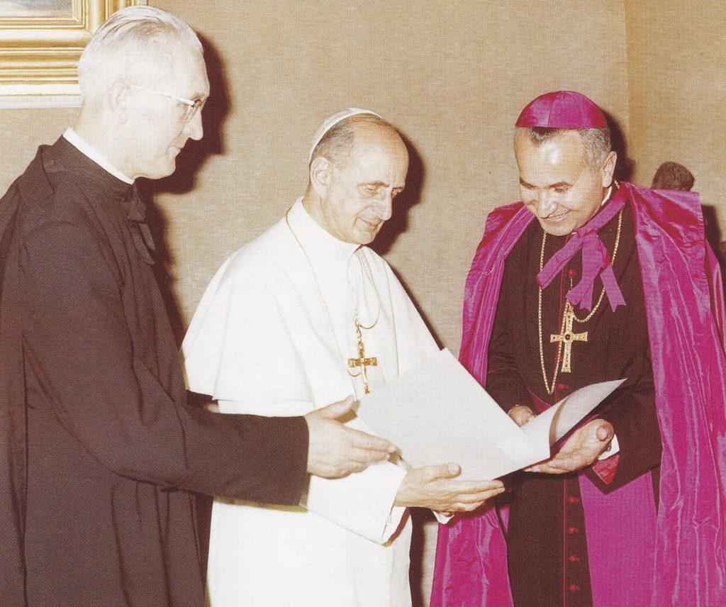 Biskup, ktorý na pokyn Jána Pavla II. zasvätil Rusko Panne Márii 1