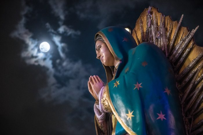 Panna Mária z Guadalupe -1- flickr
