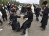 Púť chasidských Židov prehĺbila napätie medzi Ukrajinou s Bieloruskom