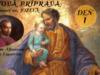 7 dní meditácií k slávnosti sv. Jozefa od sv. Alfonza Mariu de Liguoriho, deň 1.