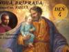 7 dní meditácií k slávnosti sv. Jozefa od sv. Alfonza Mariu de Liguoriho, deň 4.
