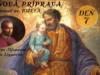 7 dní meditácií k slávnosti sv. Jozefa od sv. Alfonza Mariu de Liguoriho, deň 7., posledný