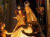 Socha Panny Márie, po bombovom útoku vKolumbii, zostala nepoškodená