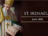 Svätý Irenej z Lyonu, biskup a mučeník
