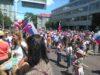Štvrtkové bratislavské protesty zasluhujú uznanie (minireportáž)