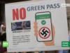 Protesty proti covid pasom nielen v Paríži, ale aj v Berlíne a Ríme
