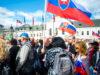 Na protestoch vBratislave alebo Ako som sa stal dezolátom