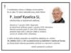 Zomrel bývalý provinciál jezuitov, P. Jozef Kyselica SJ